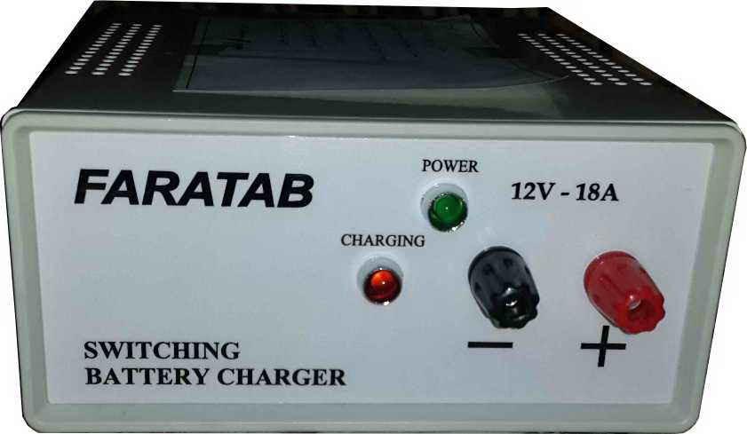 شارژر باطری ماشین صنعتی