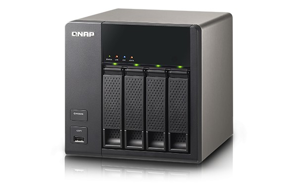 QNAP–4bay TOWER TS-420