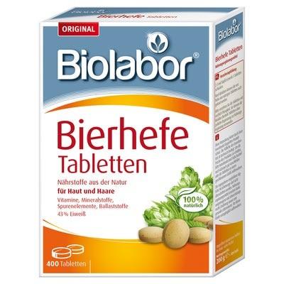 Tablet Intensive Body Biolabor Bierhefe 21715 جویشگر