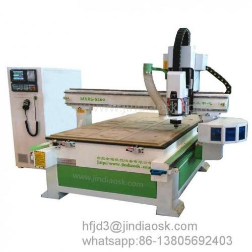disc atc wood cnc router -need agent