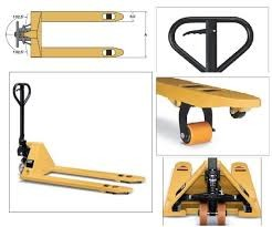 sell kinds of pallet jacks and forklifts manually