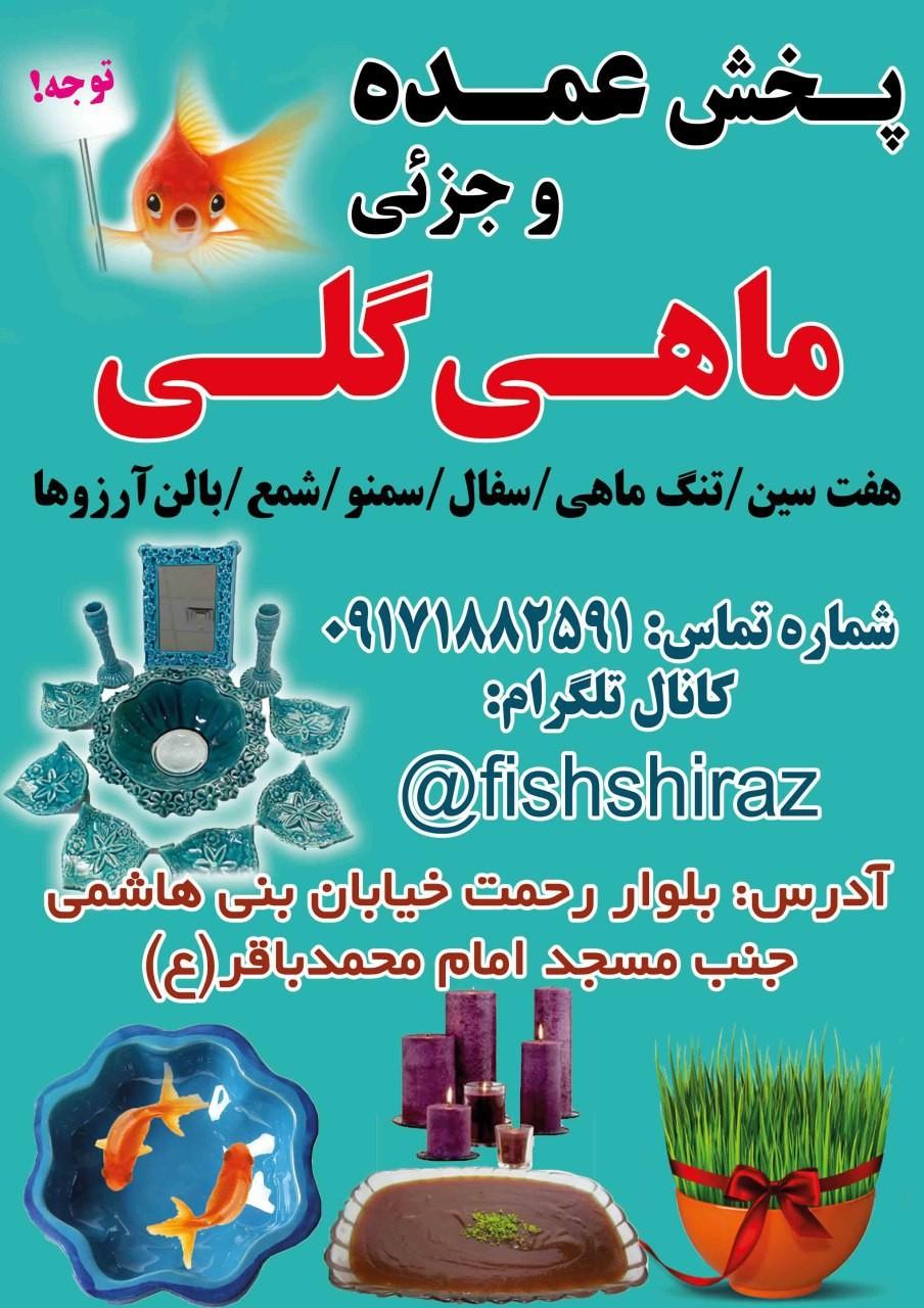 آموزش شمع سازی در تلگرام فروش عمده ماهی گلی در شیراز و کلیه وسایل شب عید #39031 ...