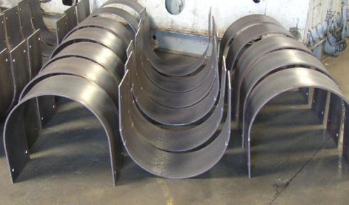 Laminated Steel Pipe ~ خمکاری ،برشکاری،نوردکاری و فرمینگ انواع ورق های فلزی