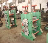 Setup and build of production line hot rolling
