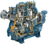 Compressor refrigeration گراسو