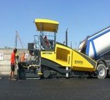 Purchase, sale and rental, paver - roller-asphalt,