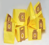 Envelopes, disposable vacuum cleaners
