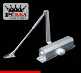 جک آرام بند door closer PUKKA  فنر درب بند