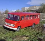 Mercedes O 309 bus , Model Car, Ready-made for sale