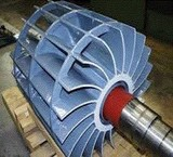 Repair and rebuild all kinds of vacuum pump and blower air