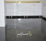 Epoxy flooring تزئیناتی, etc. parking lift, commercial and residential(metallic-three the next, and...)