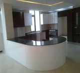 Production; sale and installation of cabinets, quartz