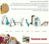 Full line of clean وبوجاری cereal
