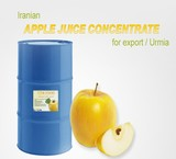 The sale of concentrate and puree, Apple, quality, export