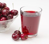 The sale of concentrate, sour cherry quality export
