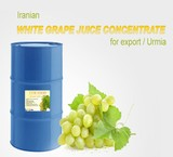 The sale of grape concentrate with quality for export