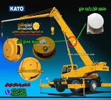 Wire binder(cable binder ) crane Kato and tadano