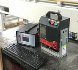 Engraving machine portable