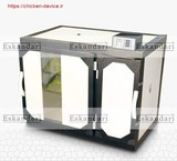 Incubator for ostrich eggs capacity 24 eggs
