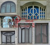 Double وعایق sealing, window Iron without switching to approach Vienna tuning