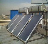 Solar water heater and accessories