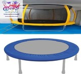 The sale and furnishing of trampoline round, house and club