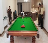 The snooker table 09128480393