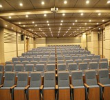 Chair of conferences, Amphitheater, etc., cinema, etc. conference الکتروویژن