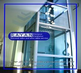 Elevator, Isfahan, Iran, installed the elevator in Isfahan