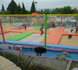 Sale trampoline amusement parks